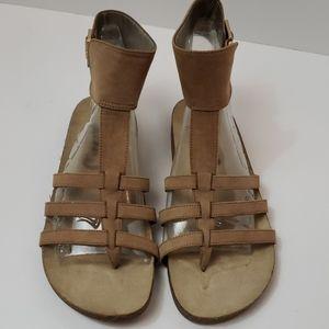 SAM EDELMAN CIRCUS Katie Ankle Strap Sandals
